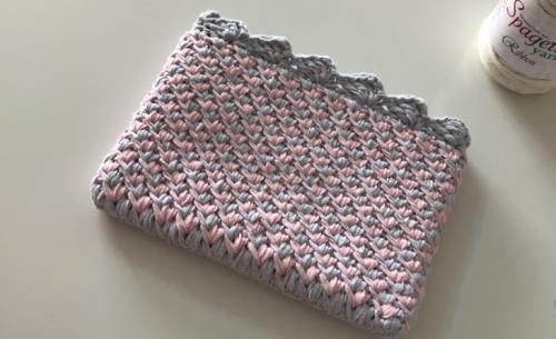 kaz ayağı cluth çanta yapımı