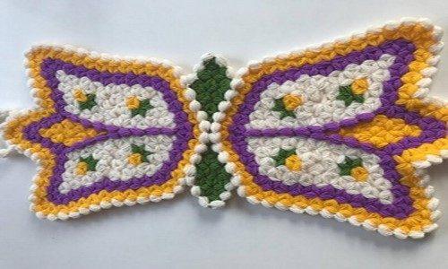kelebek desenli lif yapımı (1)