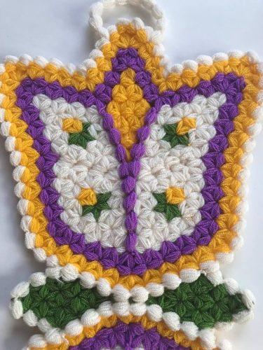 kelebek desenli lif yapımı (3)