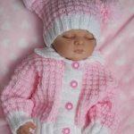 muhteşem örgü bebek hırka modelleri (2)