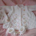 muhteşem örgü bebek hırka modelleri (40)