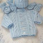 muhteşem örgü bebek hırka modelleri (58)