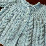 muhteşem örgü bebek hırka modelleri (59)