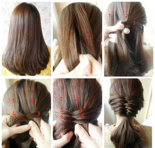 saç örgü modelleri (7)